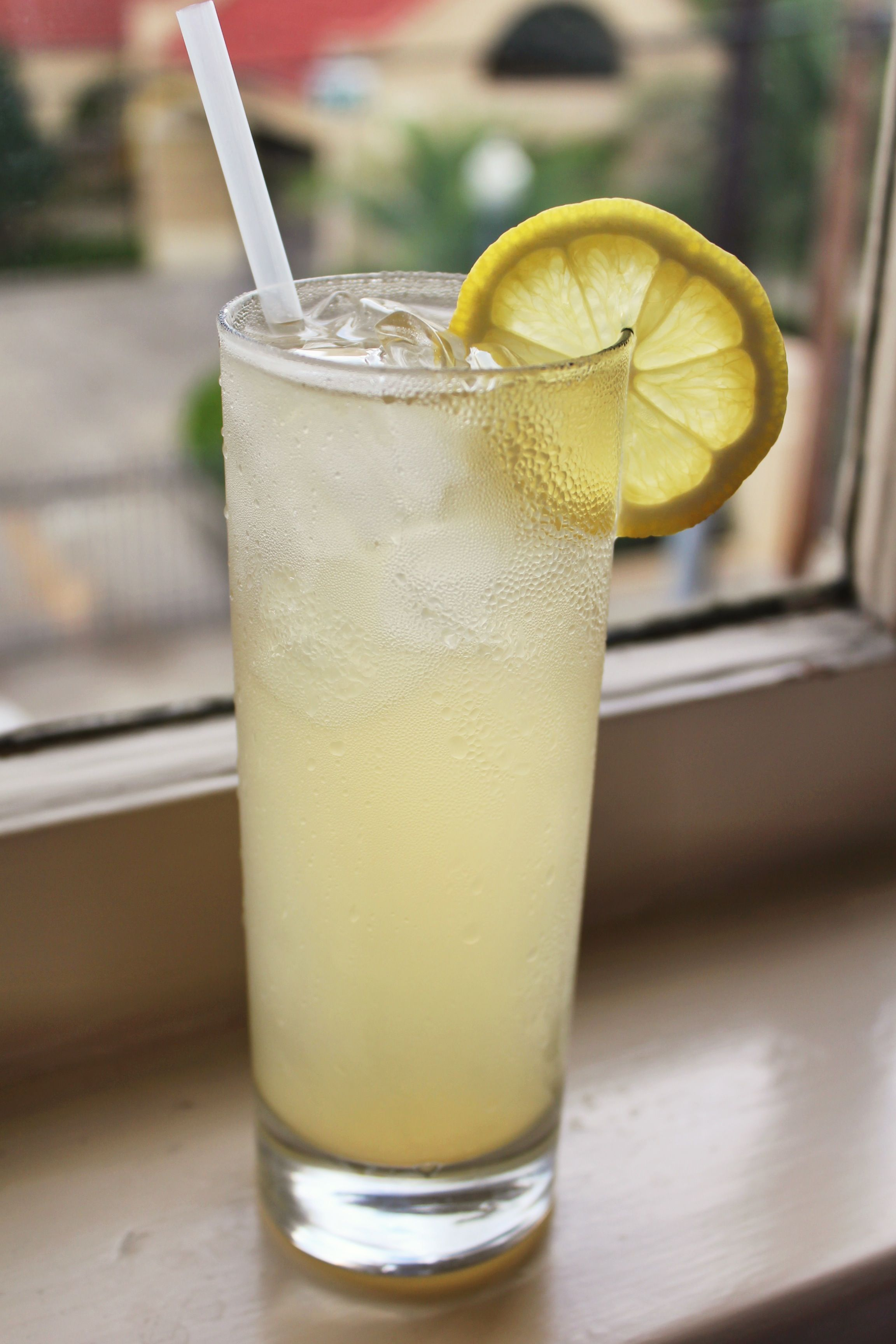 French quarter cooler recipe refreshing summer for Refreshing alcoholic drink recipes