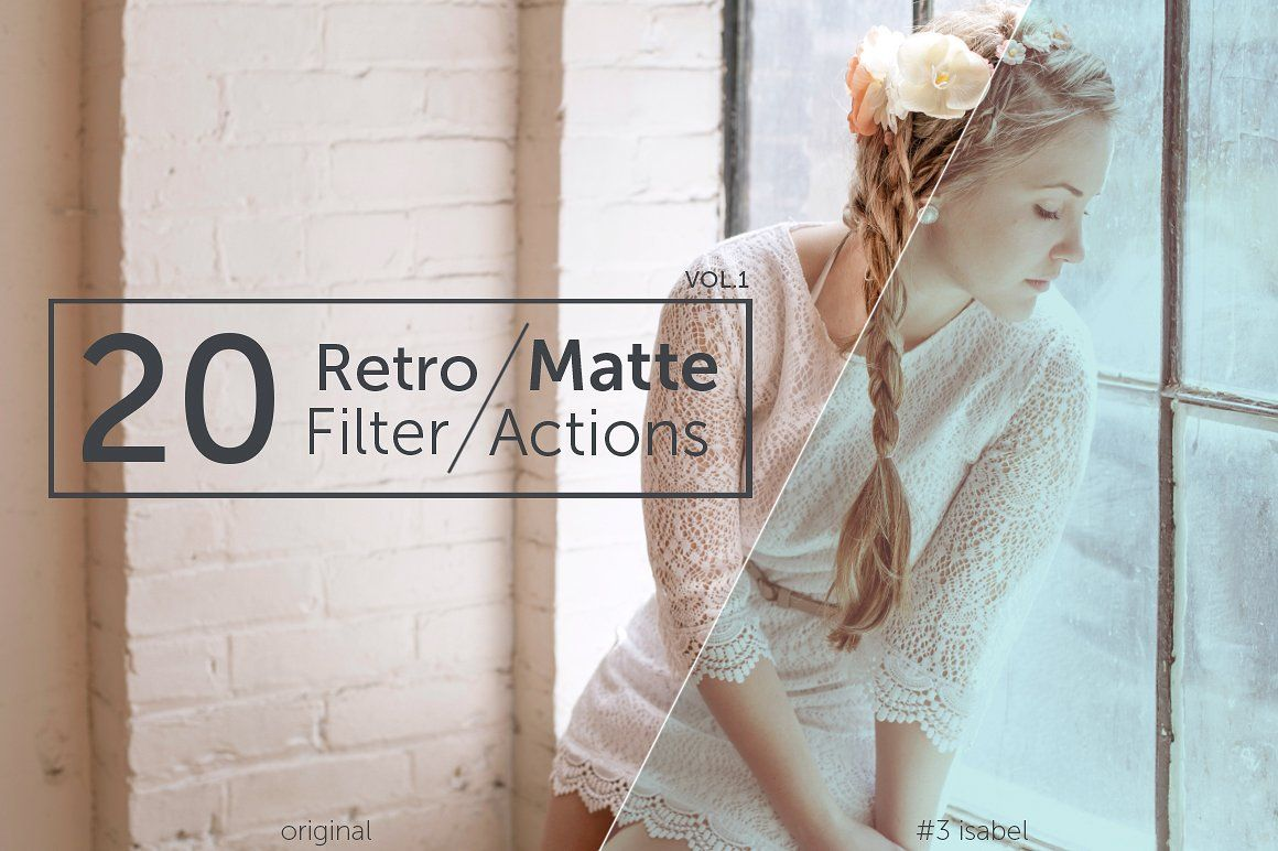20 Retro Matte Filters #video#Check#full#actions ...