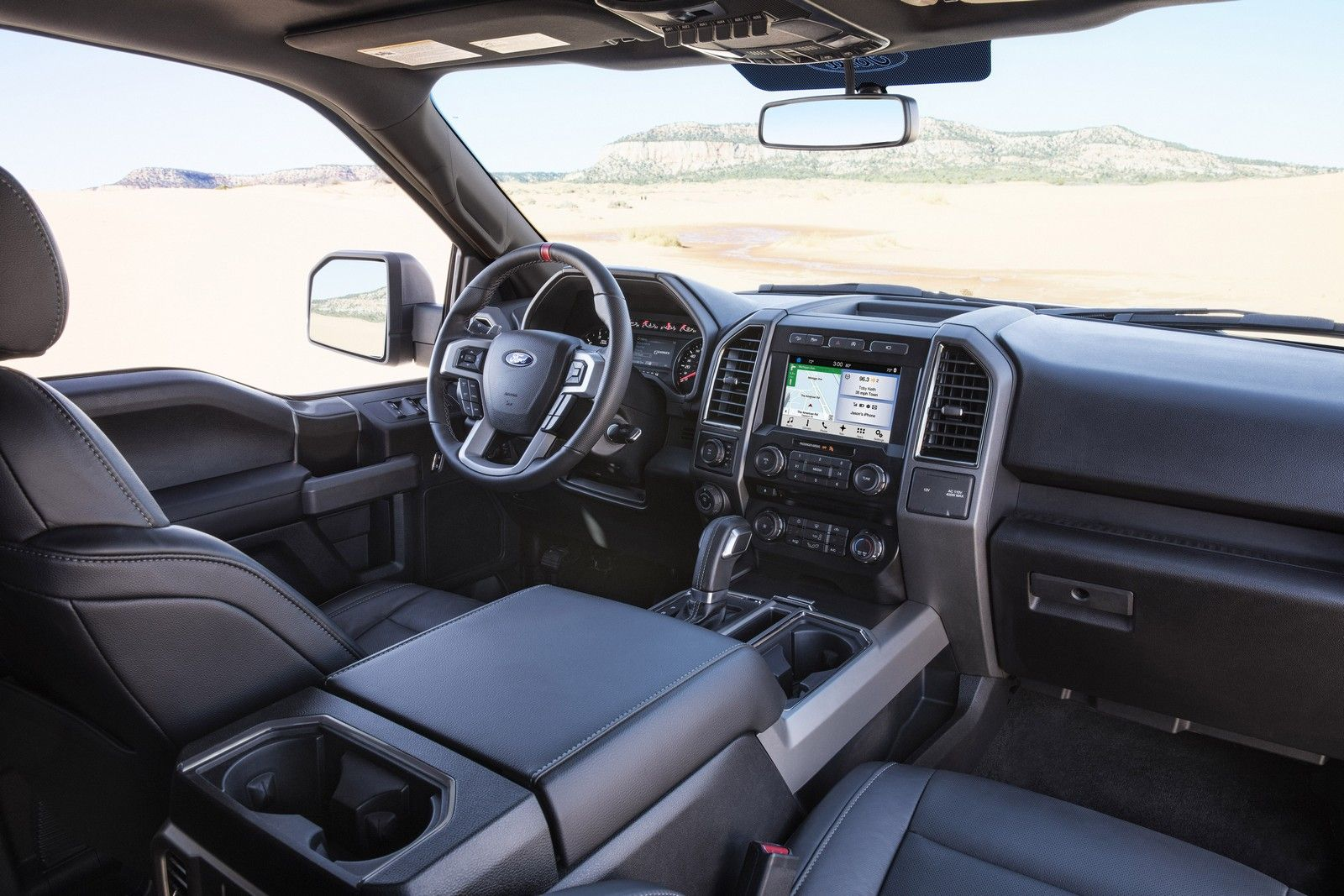 2017 Ford Raptor Supercrew Interior With Images Ford Raptor