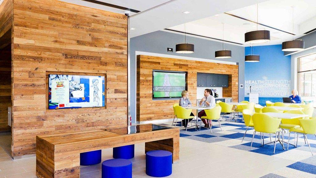 Horizon Blue Cross Blue Shield of New Jersey Projects