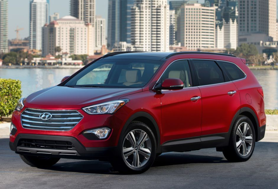 Highend brands top J.D. Power survey Hyundai santa fe