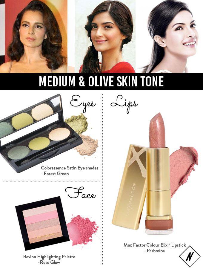 Medium Skin Tone Makeup Emo Makeup