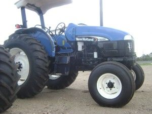New Holland Tb110 4 Cylinder Ag Tractor Parts List Manual
