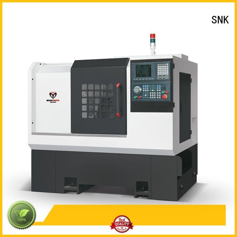 Cnc Turning And Milling Cnc Complex Machine Snk Cnc Lathe Machine Cnc Machine Tools Cnc