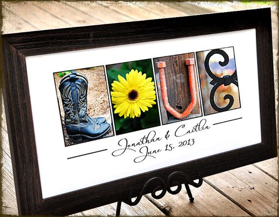 Alphabet Photography Love Name Frame Color 10x20 Print Perfect For Weddings Unframed Letter Photography Alphabet Photography Photo Letters