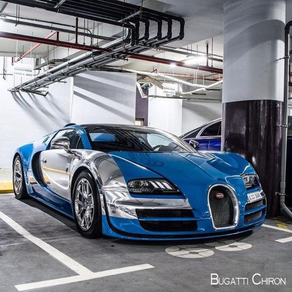 Bugatti Chiron 0-100 Km/h 2.5 Seconds #bugattichiron