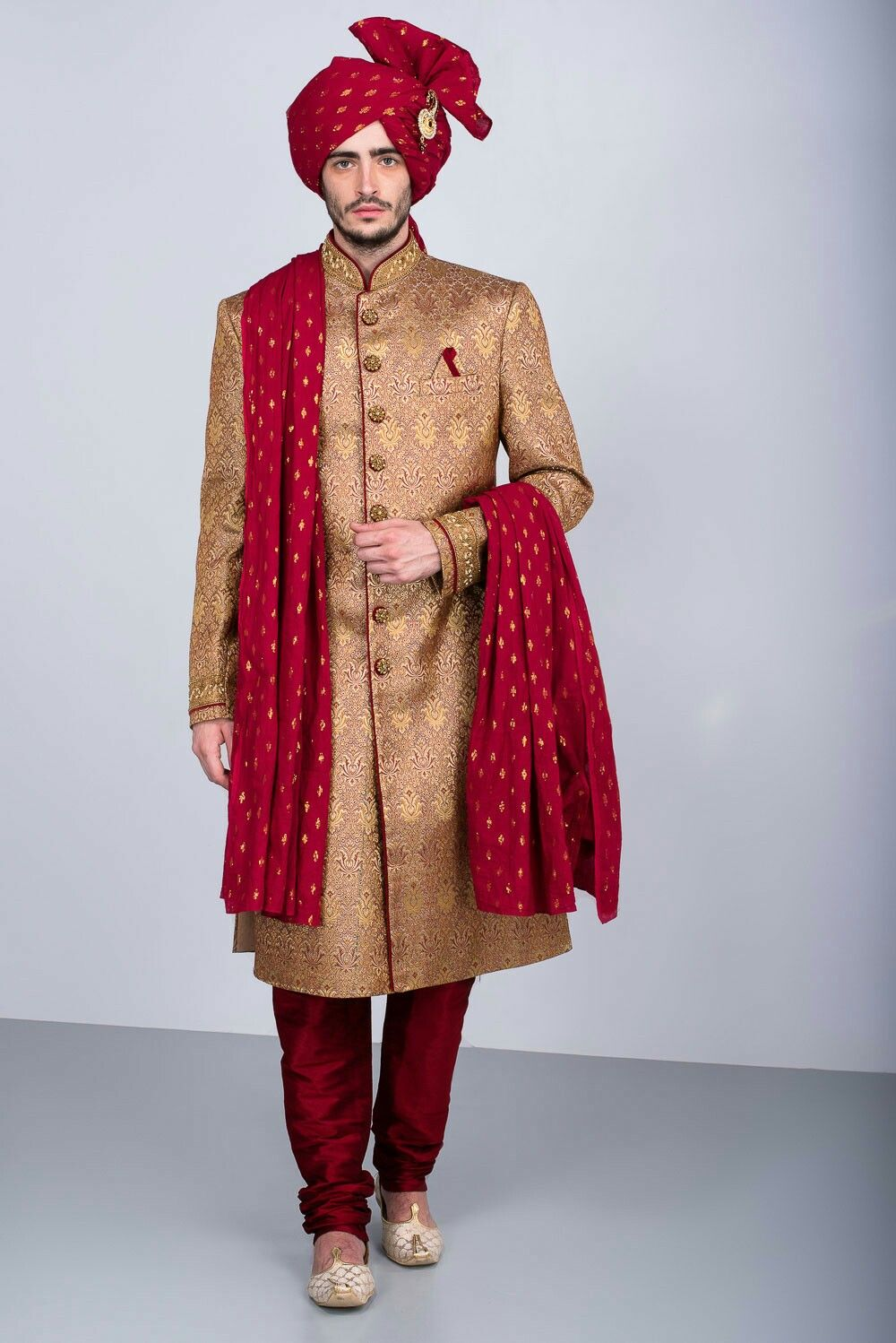 India's largest fashion rental service Sherwani for men
