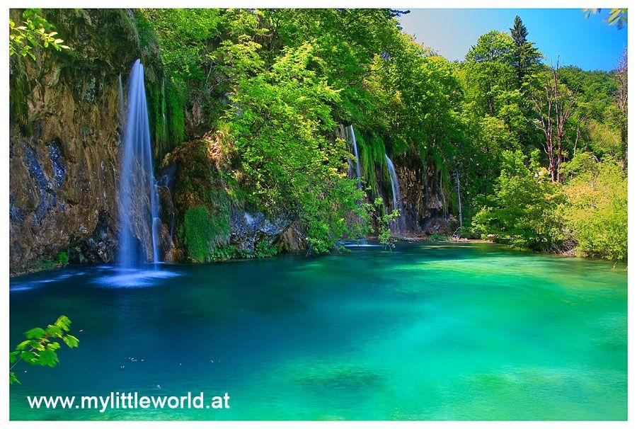 Plitvicka JezeraGornja JezeraMali PrstavacCroatia