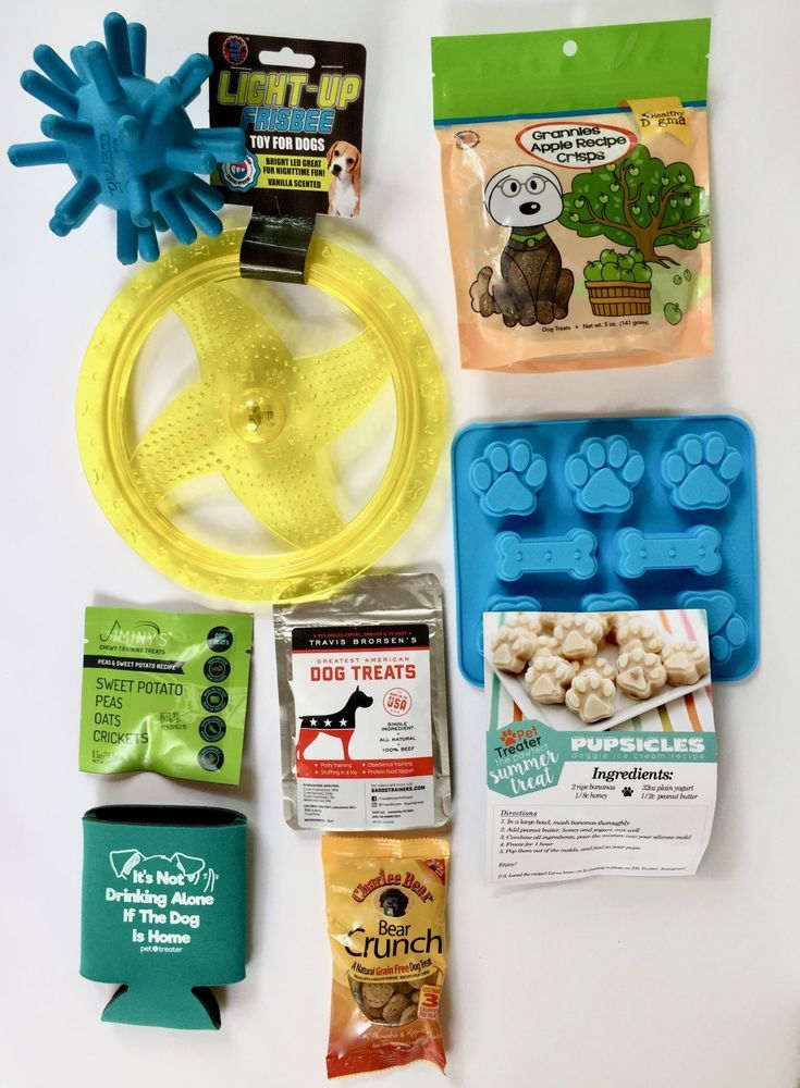 August 2018 Pet Treater Box Review & Coupon Code Sweet