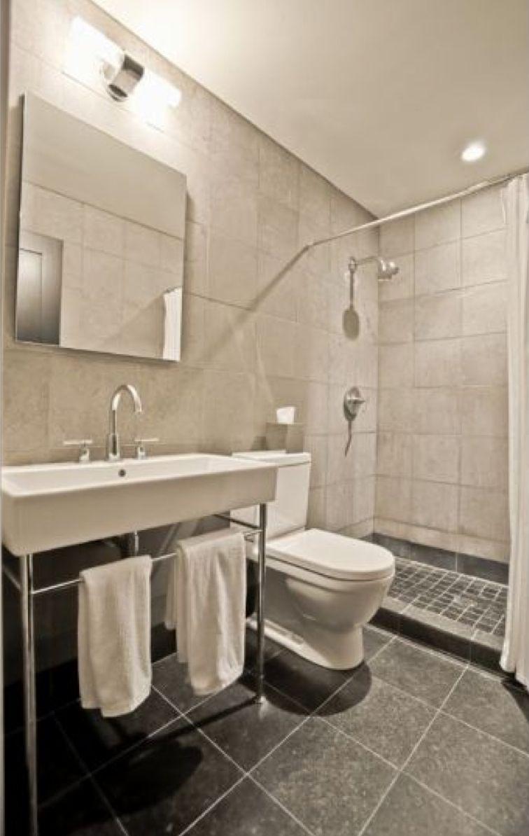 ceramic tile floor in modern bathroom marble tile shower wall stone ...