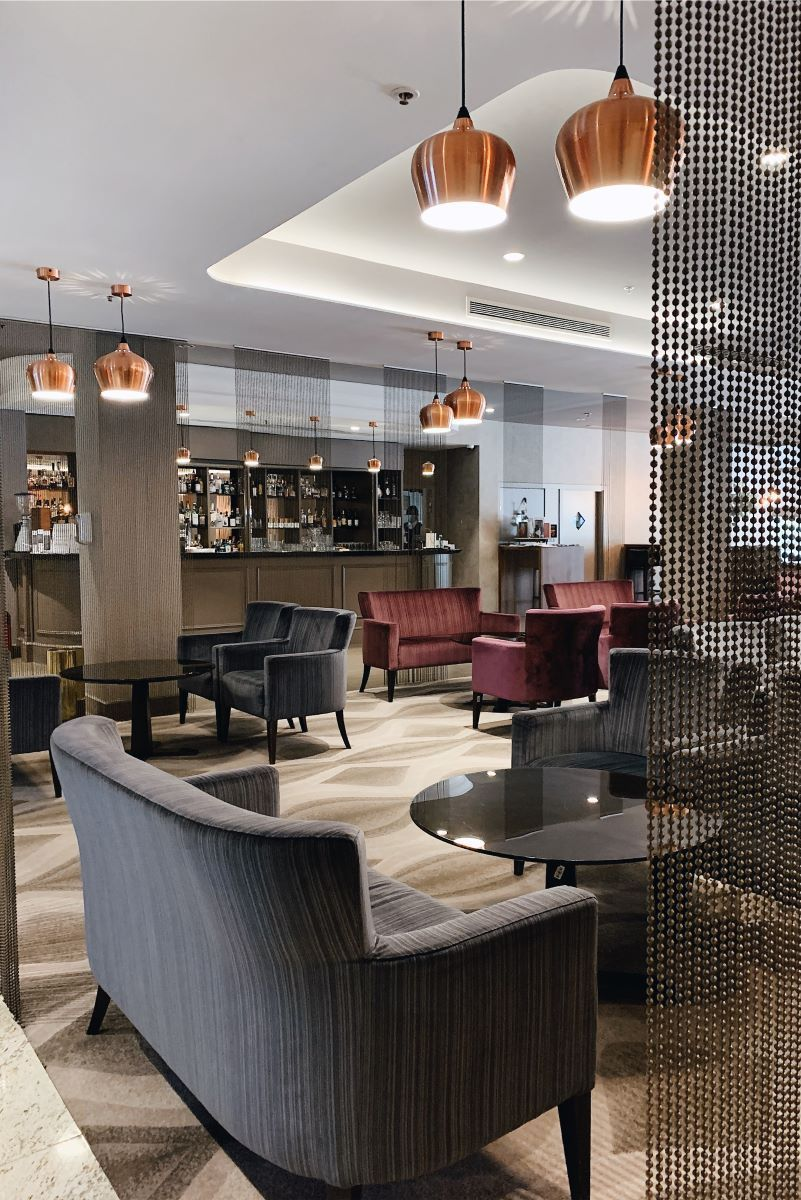Westin Zagreb Bar Lounge The Tennille Life Travel