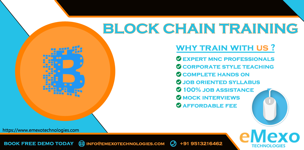 Blockchain Training In Electronic City Bangalore Train Hands On Jobs Blockchain Technology