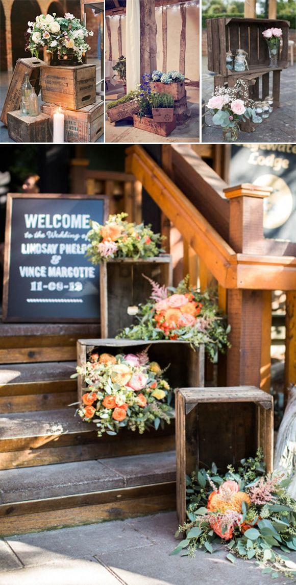 3 detalles para tu boda rústica y vintage