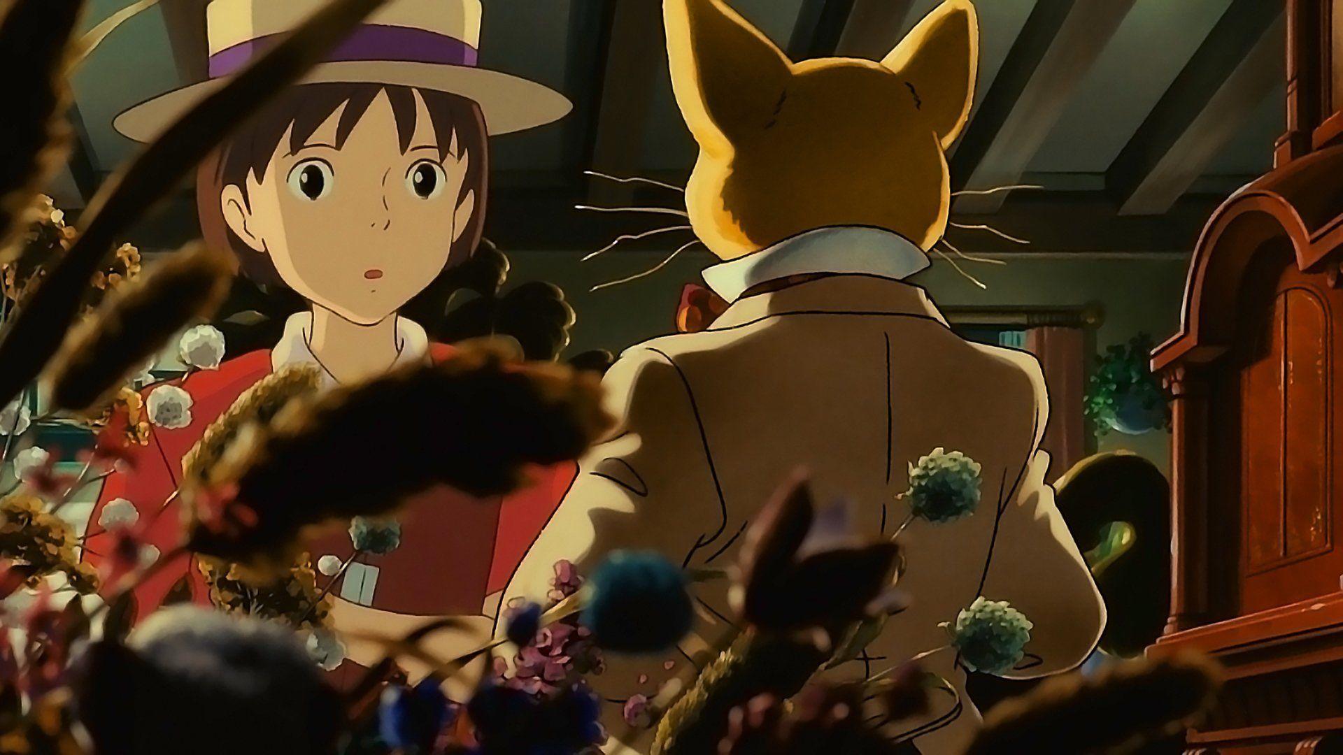 Studio Ghibli On 2020 壁紙 ジブリ ジブリ 漫画イラスト