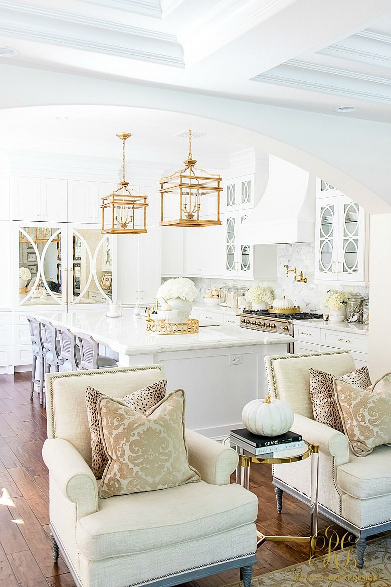 Family Room Makeover with A Well Dressed