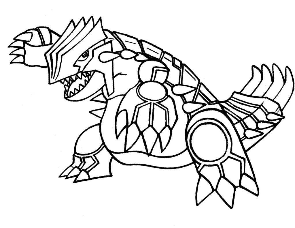 Download or Print the Free Rock Type Pokemon Coloring Page and find ...