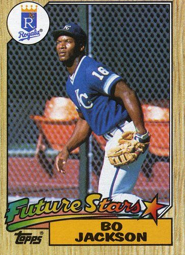 Daily Limit Exceeded Baseball Cards Bo Jackson Baseball Cards For Sale
