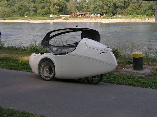 Ocean Cycle's Velomobile 13 | ICE trikes and bikes | Flickr