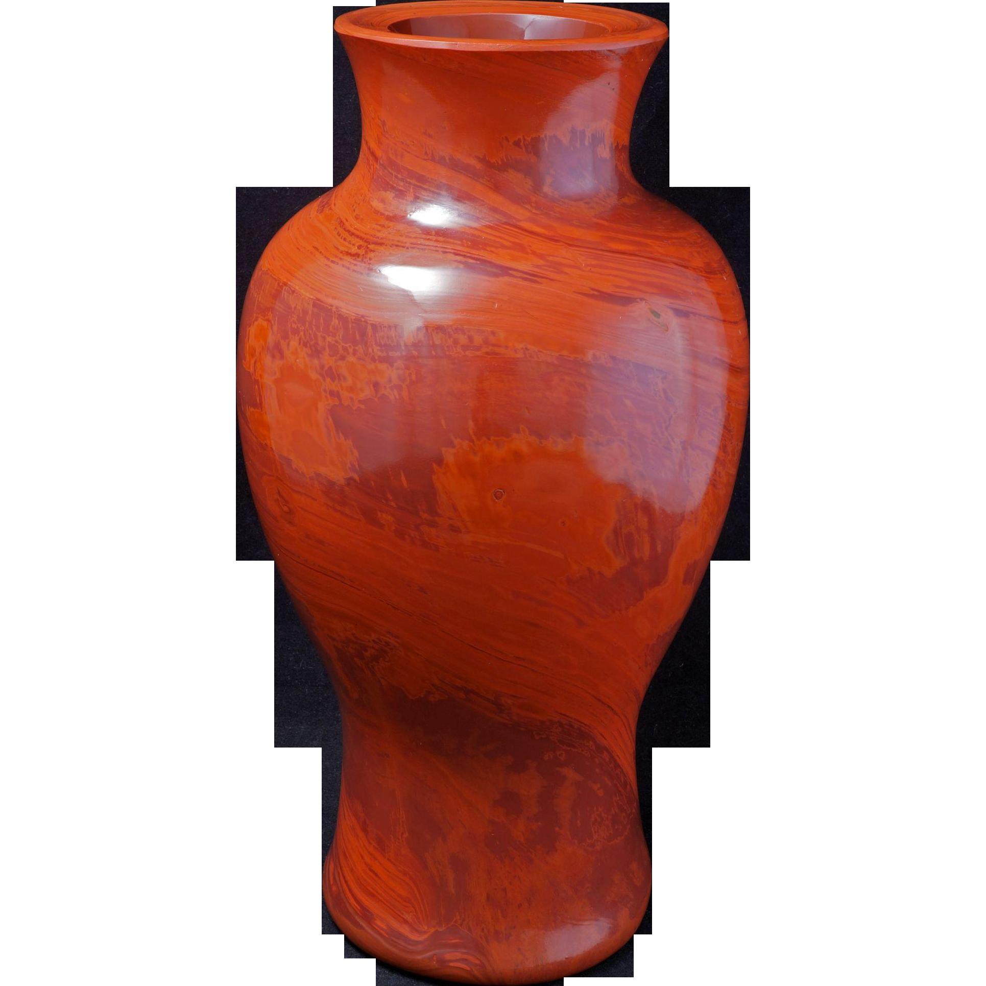 50 elegant vase shapes home idea urn shaped chinese realgar peking glass vase late 19th reviewsmspy