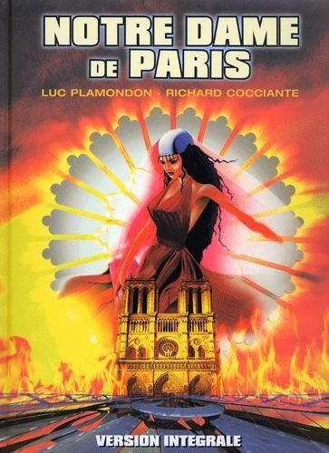 'Notre Dame De Paris' in London - Danni Minogue was supposed to be Esmeralda, but I saw her understudy.