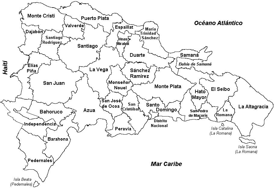La Pedagogia Al Servicio De La Sociedad Provincias Municipios Y Distritos Provincia Municipio Samana