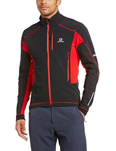 9f838471c6a Salomon S-Lab Motionfit WS Jacket – Men's   Men Fashion   Pinterest