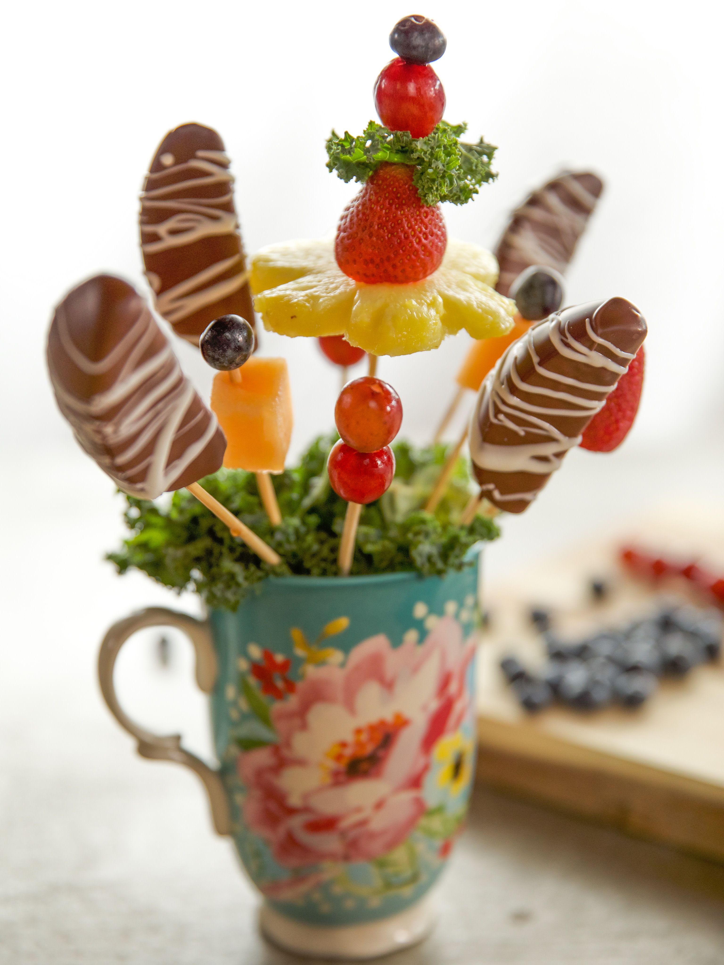 Fruit bouquet recipe pioneer woman fruit recipes and food izmirmasajfo