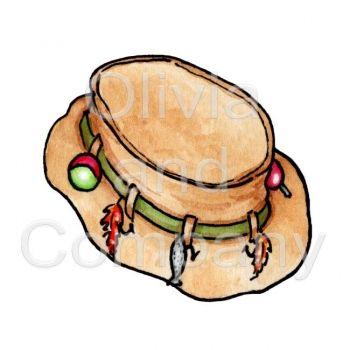 fishing hat illustrations pinterest fishing hats 2017 rh pinterest com bucket hat clipart bucket hat clipart