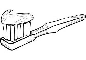 Electric Toothbrush Coloring Pages Brushing Teeth Coloring Pages Stained Glass Patterns