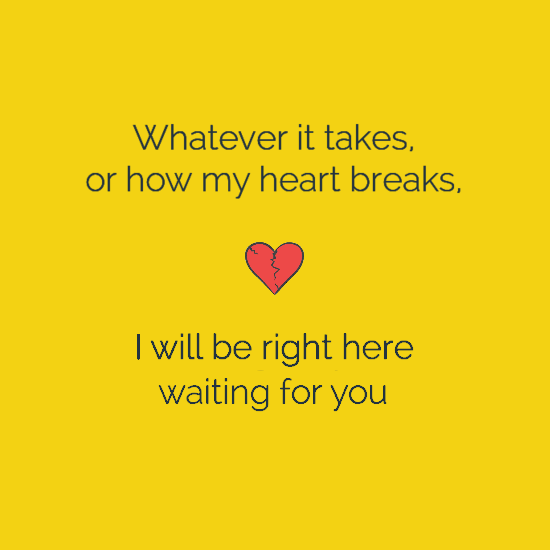 Right Here Waiting By Richard Marx Silence Quotes Cute Love Quotes Richard Marx