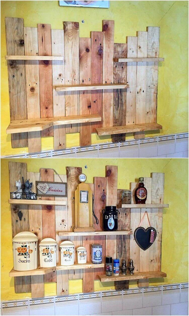 Ausgezeichnete DIY-Versand-Paletten-Ideen, dieses Wochenende ...