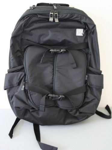 4918450cef Lululemon Athletica Mens The Wet Coast Pack Black Backpack Bag Tote NEW NWT  $108 I NEED THIS
