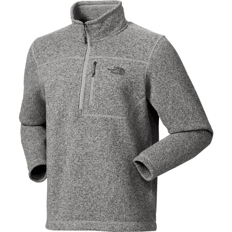 The North Face Men's Gordon Lyons Quarter Zip Fleece Pullover ...