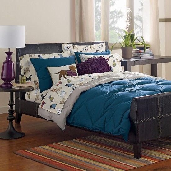 Dog Themed Bedding Sets.Dog Themed Sheets Pillows From The Company Store