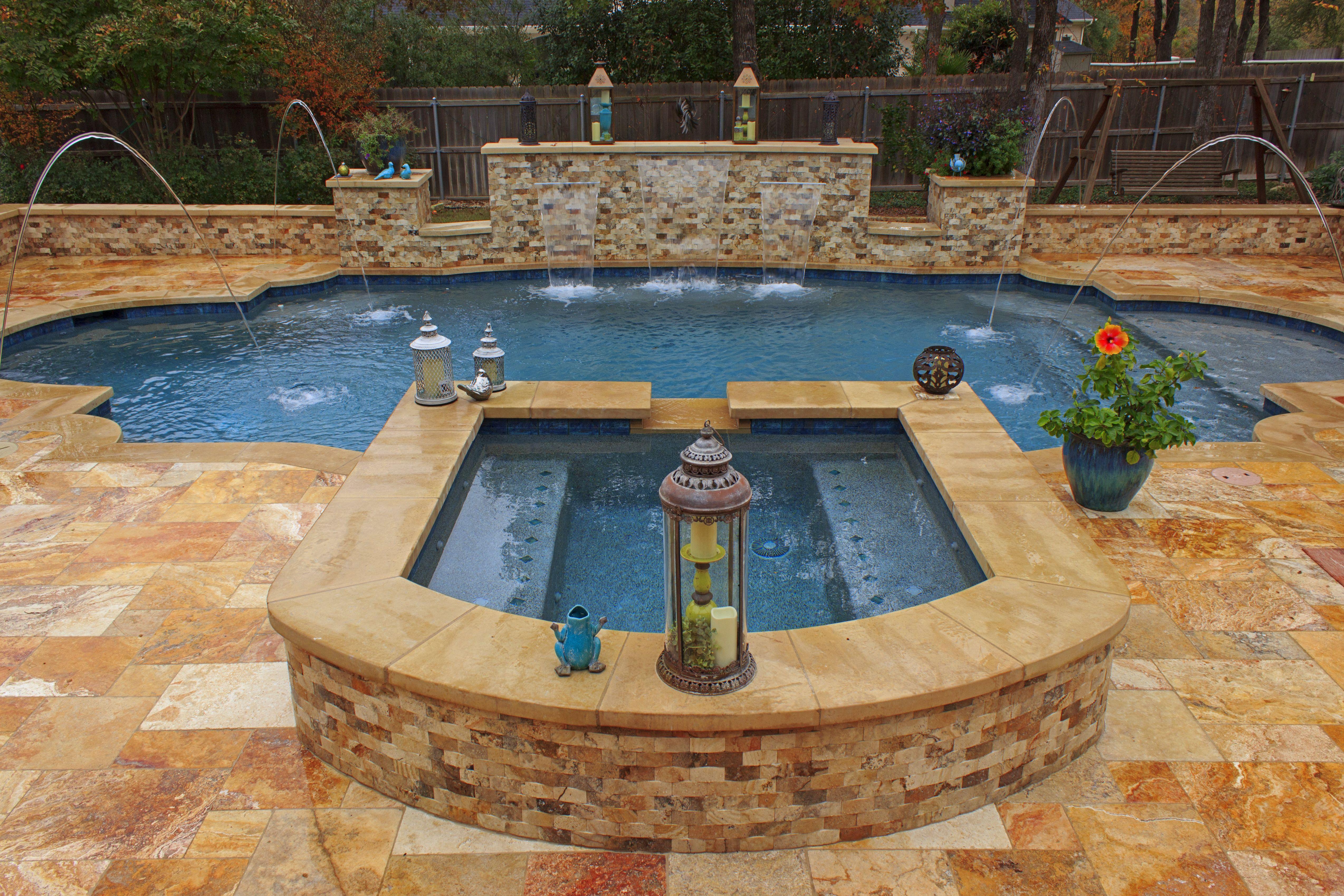 Janke pool builders austin dallas ftworth san