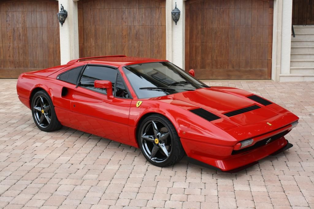 Cool Sports Cars Ferrari: Ferrari 308 GTSi