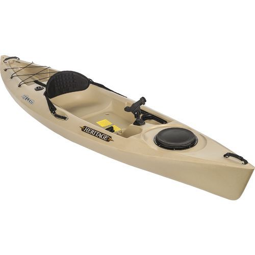 Image For Heritage Angler 12 Sit On Top Fishing Kayak From Academy Kayak Fishing Kayaking Top Fishing