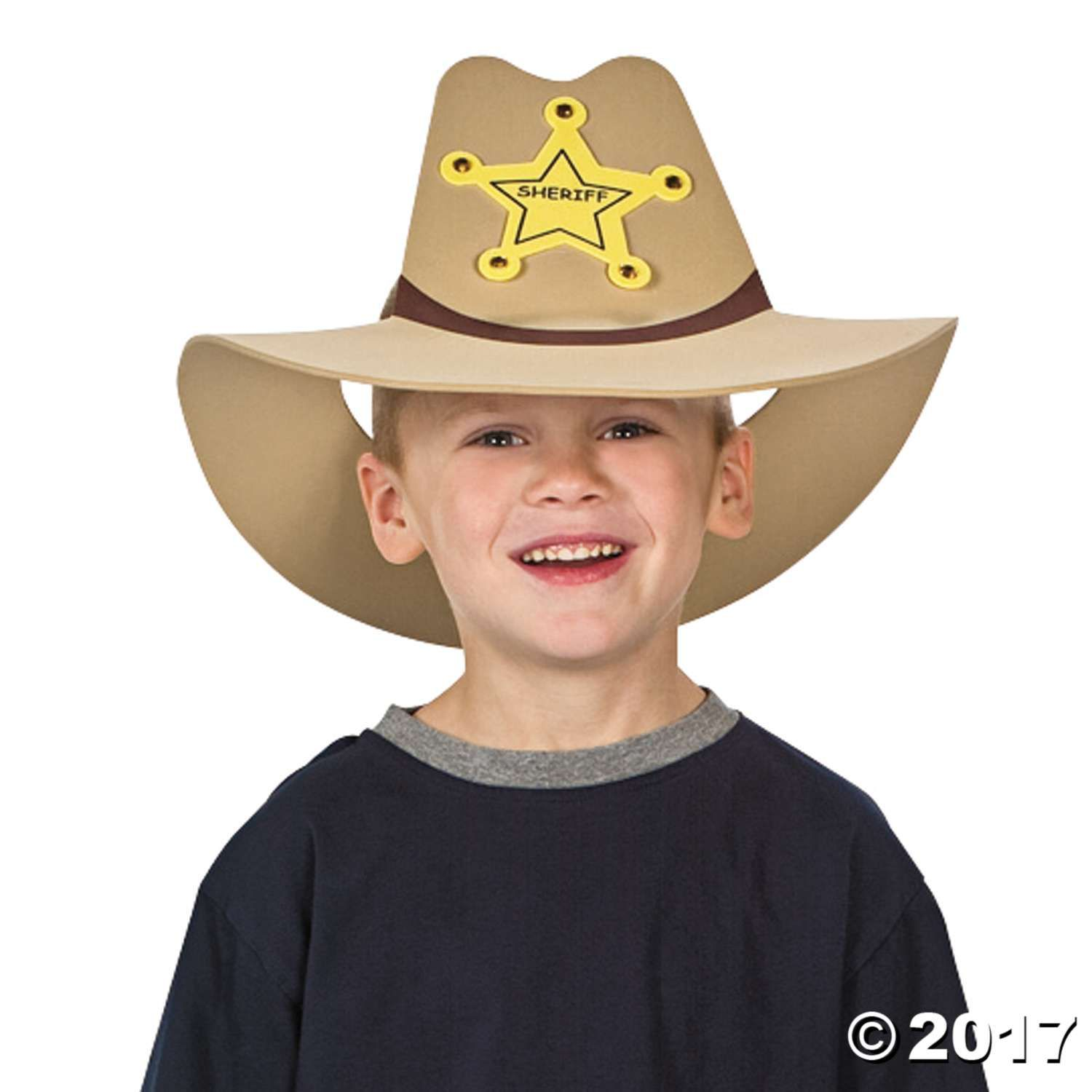 Create your own Wild West hat! Ideal for costumes and playing dress ... 232eb95c36d