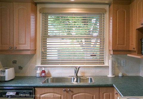 Awesome Kitchen Window Dressing Ideas Uk Pinterest Kitchens And