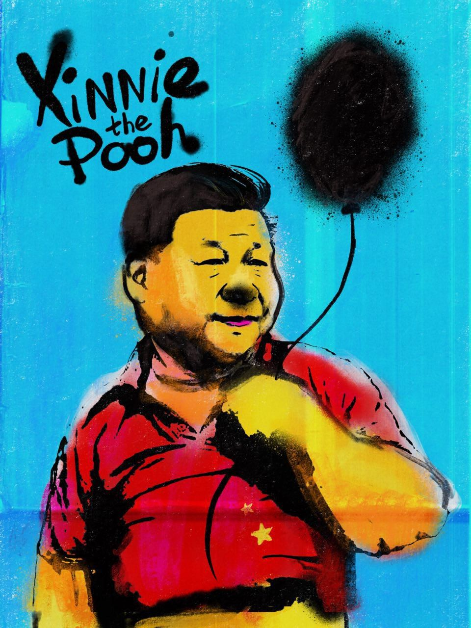 Xinnie the pool hk pomo tg channel painting 2019 Lovers