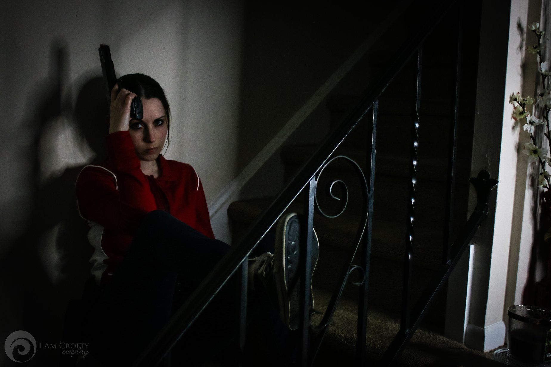 Zoey Cosplay from Left 4 Dead | Left 4 dead, Cosplay