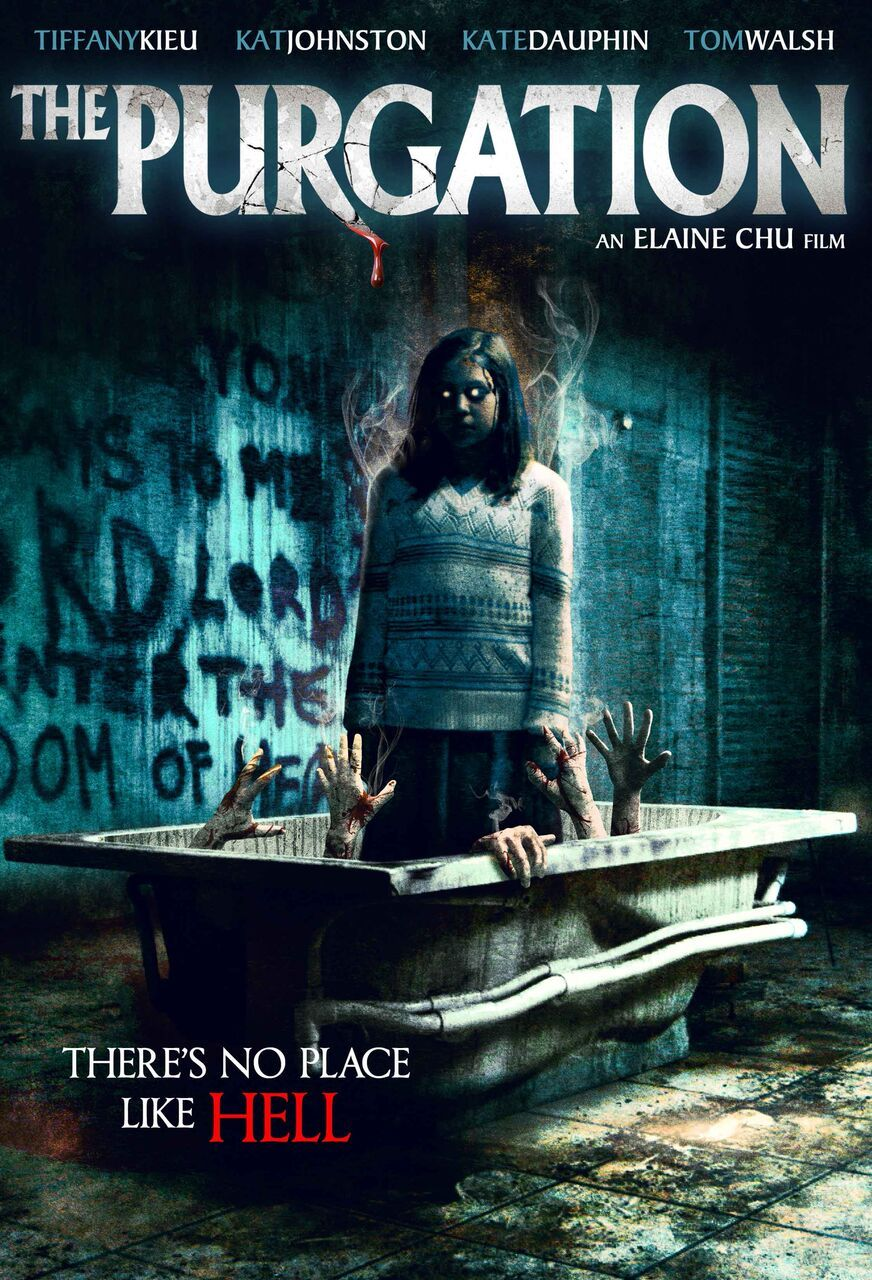 Purgat Scary movies, Horror posters, Horror movies
