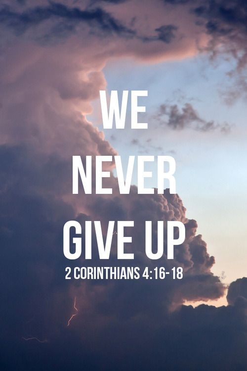 bible quotes on never quiting quotesgram never give up quotes