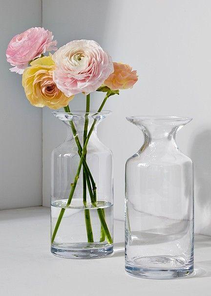 Poland Glass Bottle Vase | Love, etc    | Vase, Wholesale