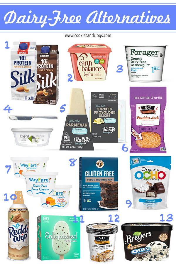 10+ Almost Perfect Dairy Free Alternatives That Make Food Tasty Again