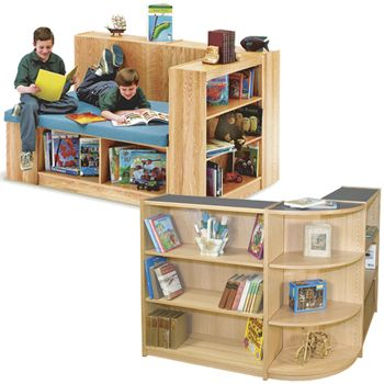 Reading Corner Furniture kid's reading corner & nook | forever house organization ideas