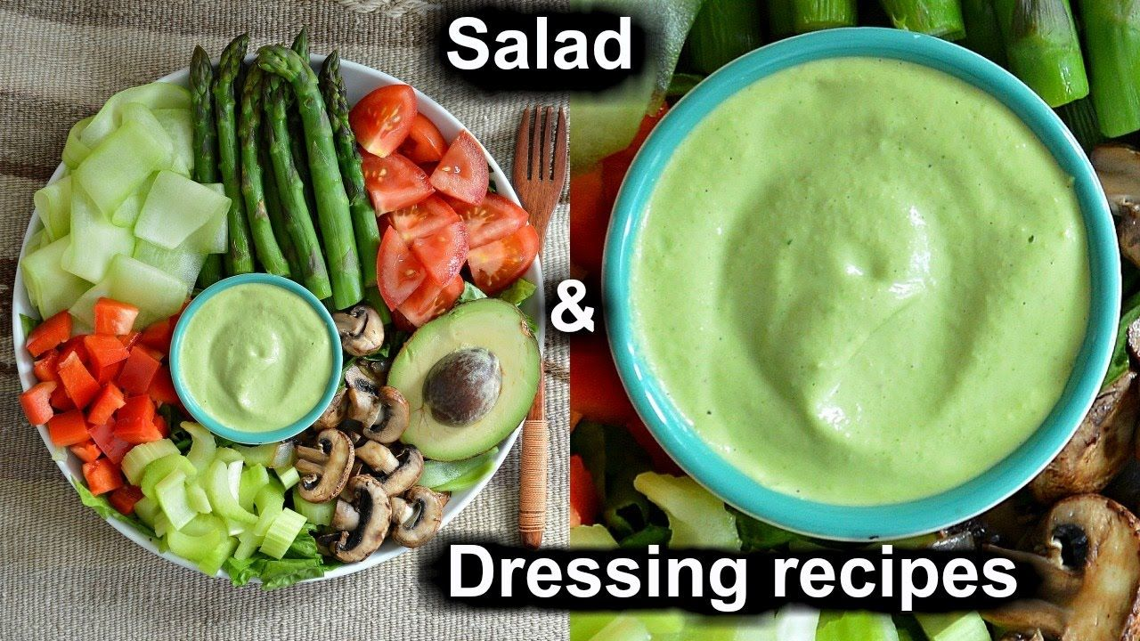 Epic raw vegan salad dressing healthy salad recipe youtube epic raw vegan salad dressing healthy salad recipe youtube forumfinder Gallery