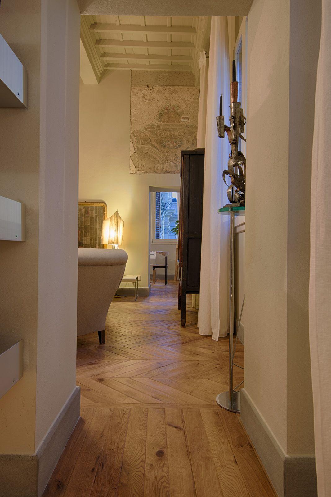 Pavimenti antichi in legno parchettificio toscano for Pavimenti case moderne