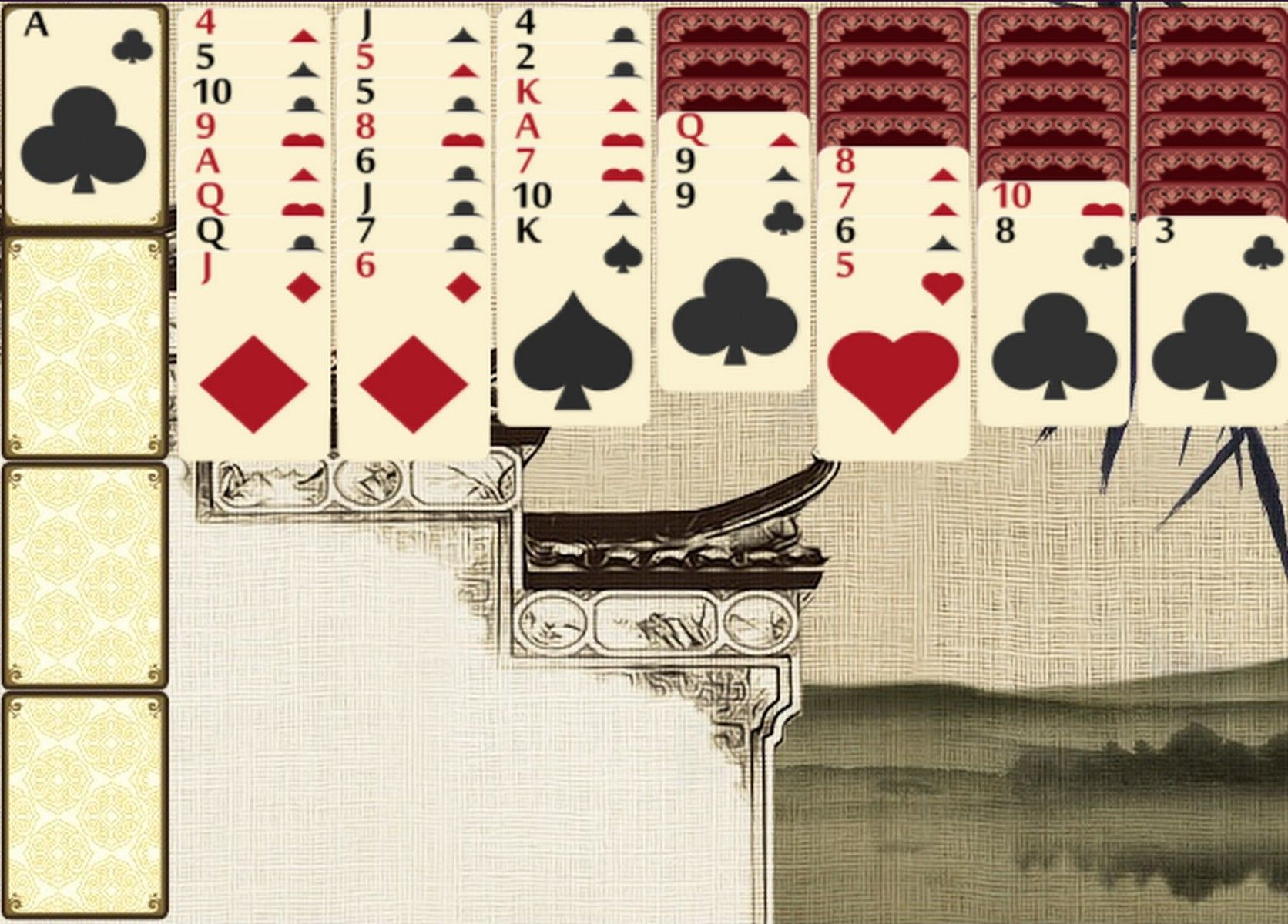 Chinese solitaire free games solitaire