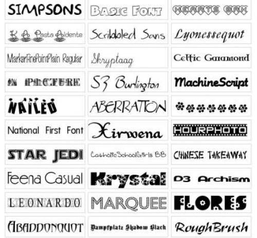 Letras Para Tatuajes Diferentes Diseños Y Estilos De: Pin De Luciana Bustos En Tatuajes